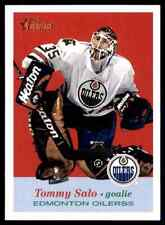 2001-02 Topps Heritage Tommy Salo #51