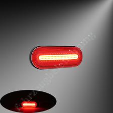 LED Begrenzungsleuchte rot Positionsleuchte 12V-24V Trailer Wohnwagen Anhänger