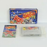 SMASH TV Super Famicom Nintendo 2073 sf