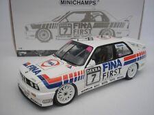 1992 BMW M3 E30 #7 Douple ganador Brno J.cecotto 1 18 Minichamps