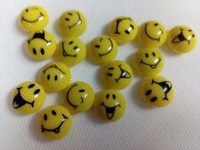 16 Stück 2cm Magnete Kühlschrankmagnete Smiley Smili Grins Smile Set