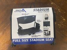 Stadium Seat Stadium Chair Rio Adventure Full Size Stadium Arm Chair Seat