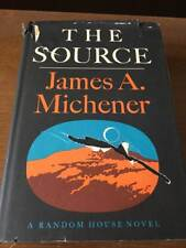 The Source by James A. Michener 1st/1st 1965 HC/DJ