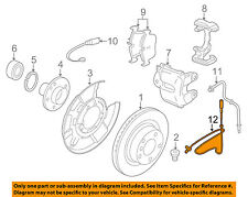 BMW OEM 12-15 328i ABS Anti-lock Brakes-Rear Speed Sensor 34526869322
