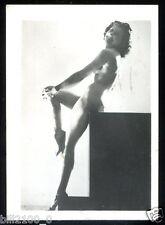 PHOTO ANCIENNE  NU ARTISTIQUE  . années 40/50