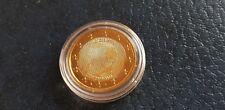 2 Euro Gedenkmünze Luxemburg 2009 Hologram Vergoldet 24 Karat Gold