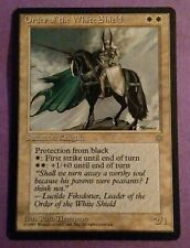 MTG Magic the Gathering ***Order of the White Shield*** RARE NM MTG CARD