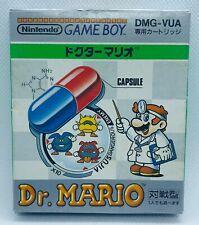 Nintendo Súper Game Boy Color Dr. Mario Rompecabezas Video Juegos Japón