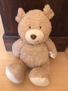 """Tesco Cuddle Me Friends Jack Teddy Bear Soft  Plush Toy 15"""""""