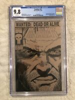 Punisher #57 CGC 9.8 Jim Lee cover