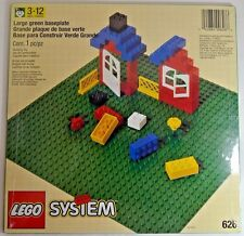 """LEGO 626 Large Green Base Plate 32x32 Studs 10"""" x 10"""" Sealed NEW"""