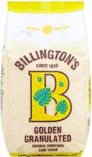 Billington's Golden Granulated Sugar 1kg