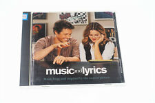 MUSIC AND LYRICS MUSIC FROM AND INSPIRED BY THE MOTION PICTURE JAPAN CD A7873