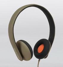 Incase Reflex On Ear Headphone - Oregano/Fluro Orange - Made for Apple devices
