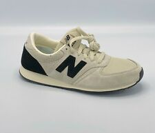 New Balance 420 Suede Athletic Shoes