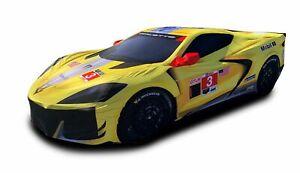 2020-2021 Chevrolet Corvette C8 Indoor Car Cover 84865964 Rendered C8.R OEM GM