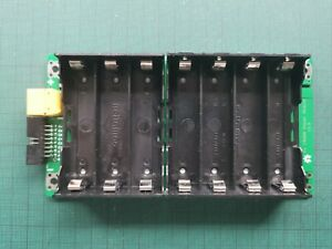 Jehu's Powerwall Project 18650 7S Module Unit V1.3 PCB Assembled