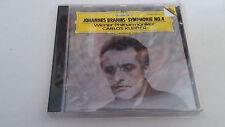 """CARLOS KLEIBER """"JOHANNES BRAHMS SYMPHONIE 4"""" CD 4 TRACKS 400 037-3 WIENER"""