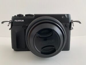 Fujifilm GFX 50R Body with Fujifilm GF 50mm Lens