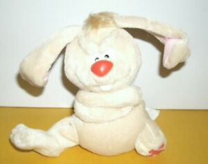 Meanies Series 2 Lucky the Rabbit Bean Bag New
