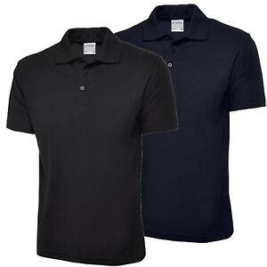 Polohemd Poloshirt Polo Arbeit Freizeit Shirt Hemd Kurzarm 180 g/m² Gr. XS - XXL