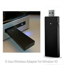Wireless USB Gaming Receiver Dongle Adapter For WIN 10 / XBOX One PC Controller