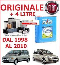 KIT TAGLIANDO 3 FILTRI + OLIO SELENIA FIAT MULTIPLA (186) 1.6 16V BIPOWER (76KW)