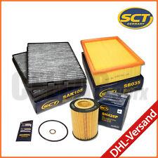 SCT-pacchetto FILTRO dell/'abitacolo filtro dell/'aria filtro per BMW 5er Touring e39 520d