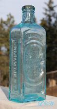 GREAT OLD quack medicine SWAMP ROOT Kidney Liver AND Bladder REMEDY bottle