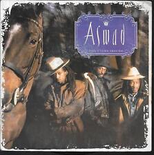 """45 TOURS / 7"""" SINGLE--ASWAD--DON'T TURN AROUND / WOMAN--1988"""