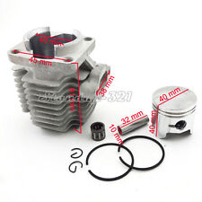 40mm Cylinder Piston Kit For 47cc 2 Stroke Engine Mini Quad ATV Pocket Dirt Bike