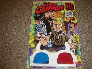 STEVE CANYON 3-D #1