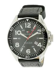 Tommy Hilfiger Leather Mens Watch 1791131