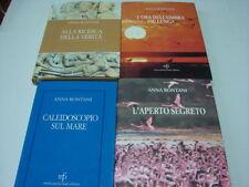 (Anna Rontati) Lotto Anna Rontani (4 volumi) Titoli nelle note 1998 Pacini Fazzi
