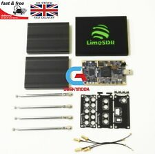 LimeSDR Kit + Aluminum Case + Antenna's + IPEX SMA Cables - Brand New - UK Stock