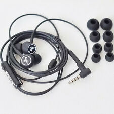 Marshall Pro Remote In-Ear Earbuds Mode EQ Earphones Headphones Black Microphone