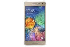 Samsung Galaxy Alpha SM-G850Y - 32GB - Frosted Gold (Unlocked) Smartphone
