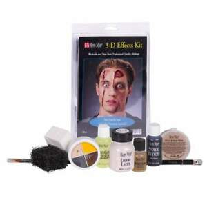 Ben Nye 3D PROFESSIONAL SPECIAL EFFECTS FX ALL PRO MAKEUP KIT COMPLETE KIT