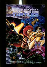 TEENAGE MUTANT NINJA TURTLES 32 (9.8) EASTMAN & LAIRD-MIRAGE (b015)