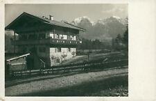 Ansichtskarte Berchtesgaden Strub Haus Hirschau  (Nr. 787)