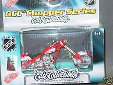 NHL Die Cast, OCC Chopper, Detroit Red Wings, NEW