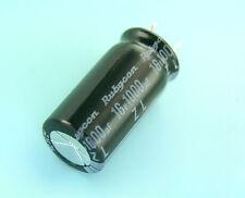 400pcs Rubycon ZL 1000uf 16v 105C Radial Electrolytic Capacitor NEW
