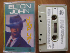 ELTON JOHN JUMP UP AUSTRALIAN RELEASE  CASSETTE