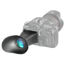 Neewer V3 LCD Viewfinder 2.8x Magnifier Extender Magnetic Hood f Canon 600D 60D