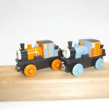 Thomas & Friends BASH & DASH ENGINES Wooden Train Railway Misty Island Twins