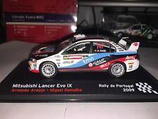 Mitsubishi Lancer EVO IX - 2009 43º Rally de Portugal - Armindo Araujo - Rare
