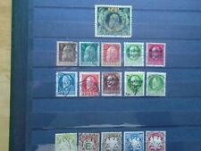 Bayern. Old private Collection of 16 very High Value lot.