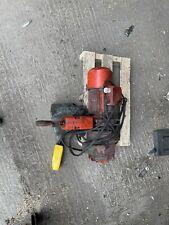 More details for electric chain hoist  415v
