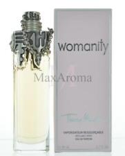Womanity By Thierry Mugler Refillable Eau De Parfum 2.7 Oz 80 Ml New