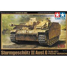 TAMIYA 32540 Sturmgeschutz Iii Early Prod 1:48 Tank Model Kit